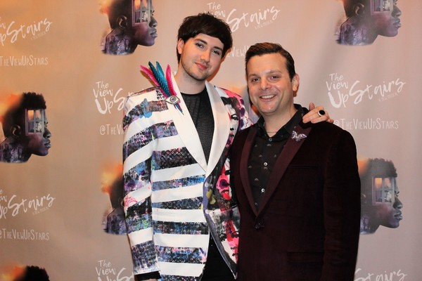 Max Vernon and Scott Ebersold Photo