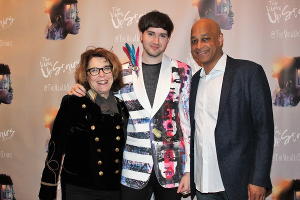 Donna Dinovelli, Max Vernon and Fred Carl Photo