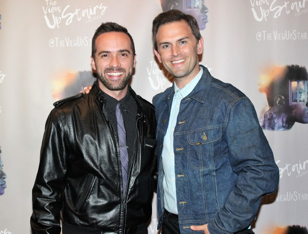 Photo Coverage: On the Red Carpet for Opening Night of THE VIEW UPSTAIRS