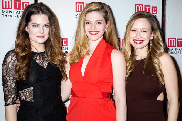 Meghann Fahy, Molly Griggs, Molly Ranson Photo