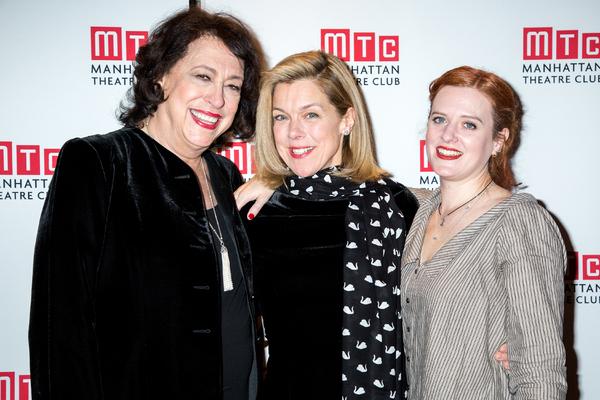 Lynne Meadow, Janie Dee, Penelope Skinner
