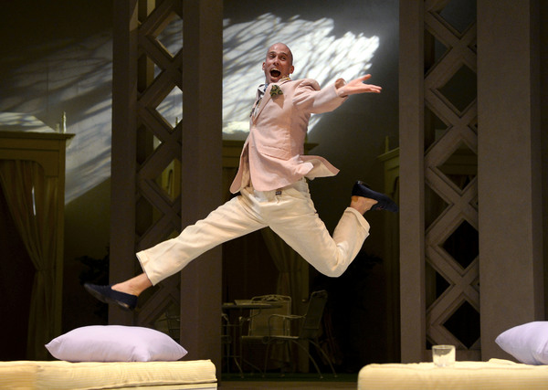 Photo Flash: PlayMakers Repertory Company's TWELFTH NIGHT Begins Preview Tonight
