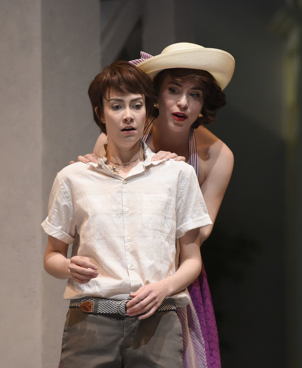 Allison Altman and Jenny Latimer