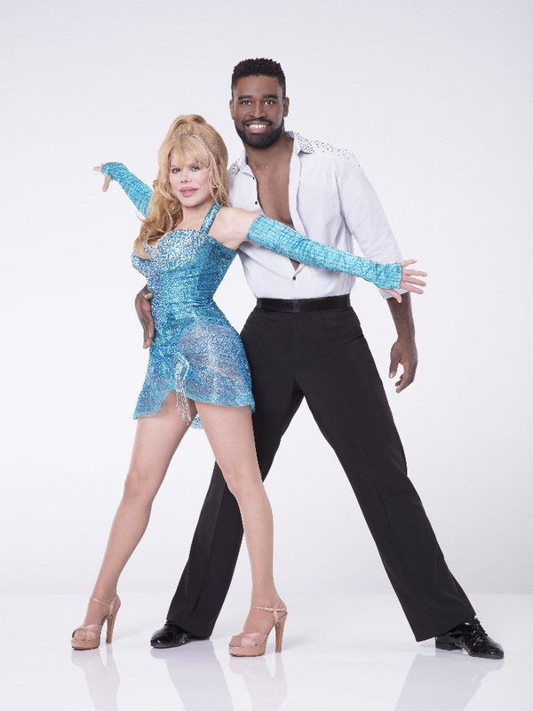 CHARO WITH KEO MOTSEPE Photo