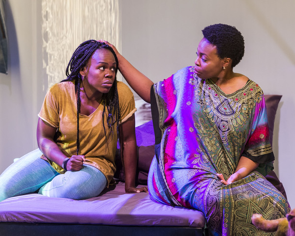 Photo Flash: First Look at Ngozi Anyanwu and More in GOOD GRIEF at the Douglas