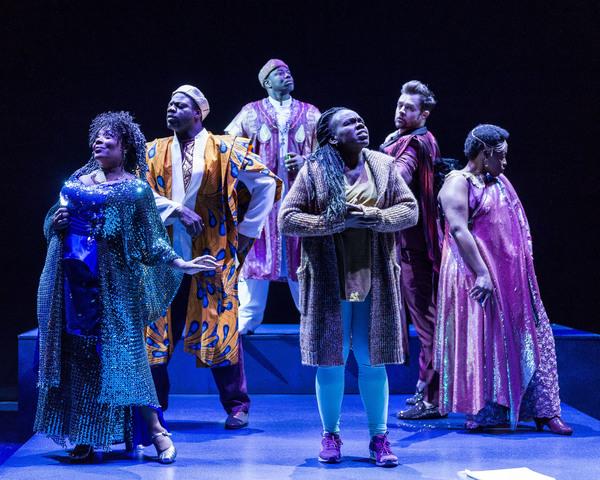 Carla Renata, Marcus Henderson, Dayo Ade, Ngozi Anyanwu, Mark Jude Sullivan and Omoze Idehenre