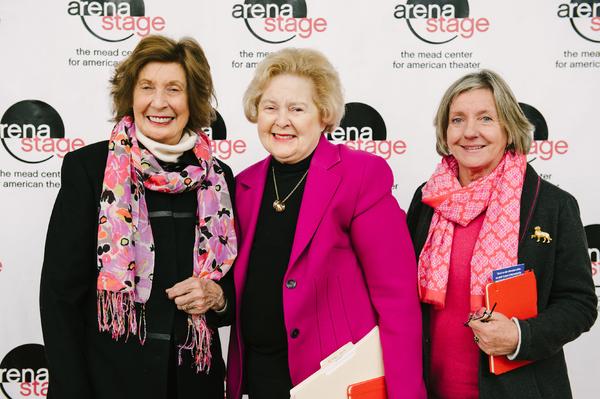 Margaret Tomlinson,  Beth Newburger Schwartz and Katie Snowdon