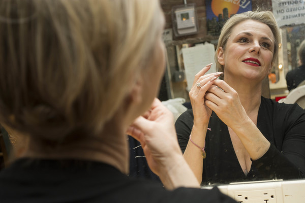 Photo Flash: Angelica Page's TURNING PAGE Opens Off-Broadway