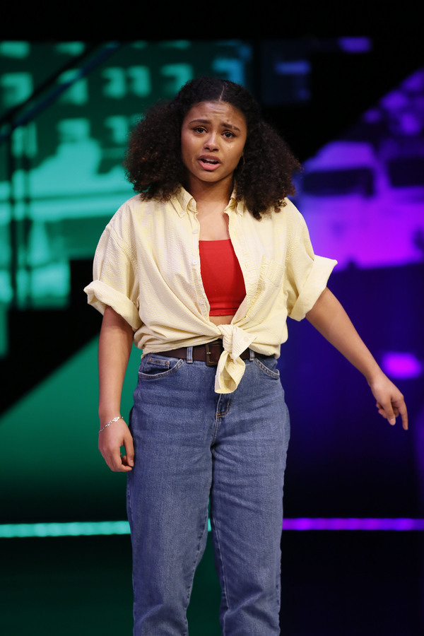 Photo Flash: Three Local Students Top CTG's 2017 August Wilson Monologue Competition Regional Finals