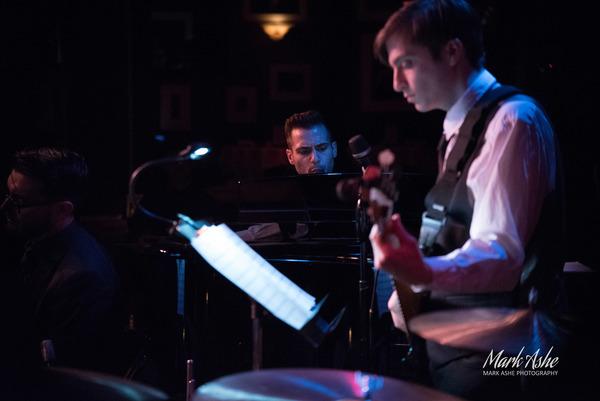 Michael Mott and Daniel Bailen Photo