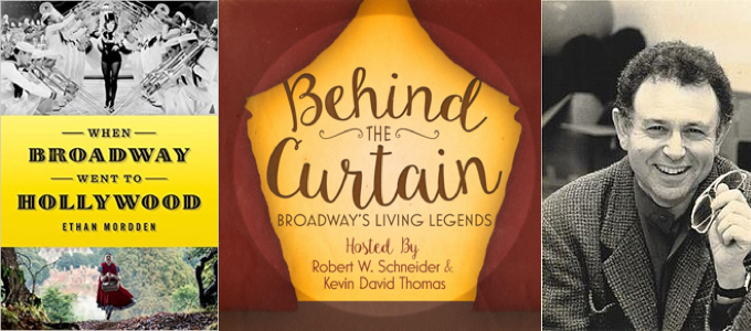 Exclusive Podcast: 'Behind the Curtain' Celebrates a Great Director and a New Book