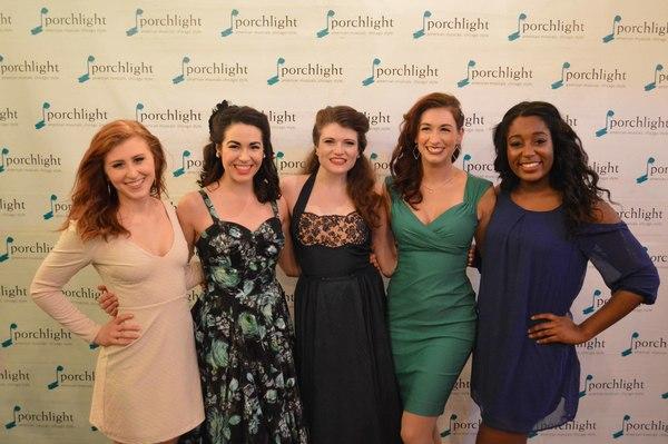 Jenny McPherson, Kayla Boye, Elya Bottiger, Shari Mocheit and Tyler Symone Photo