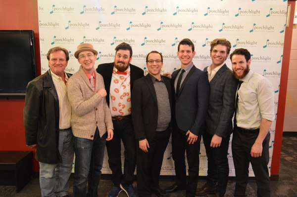 Mike Accardo, Matt Crowle, Ben Kaye, Thomas Squires, Graham Hawley, Michael Ferraro a Photo