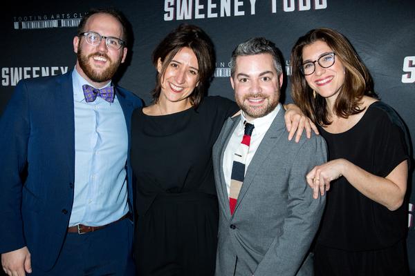 Greg Nobile, Rachel Edwards, Nate Koch, Jenny Gersten