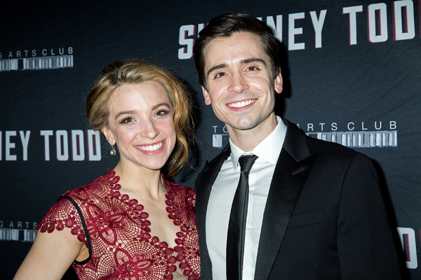 Photo Coverage: Tooting Arts Club's SWEENEY TODD Slays Opening Night Off-Broadway!