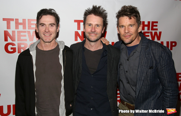 Billy Crudup, Josh Hamilton, Ethan Hawke