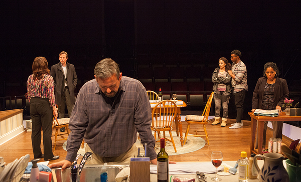 Photo Flash: THE BLAMELESS Opens at The Old Globe Tonight