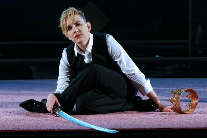 BWW REVIEW: Kate Mulvany Delivers Shakespeare's Sinister King RICHARD 3 With Delicious Depth