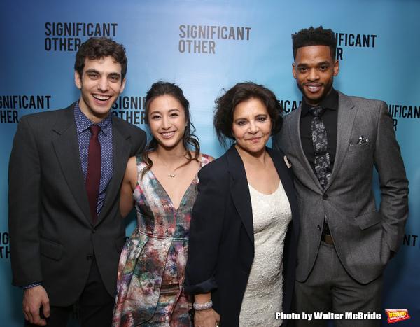Ben Edelman, Sasha Diamond, Kathryn Kates and Brooks Brantly  Photo