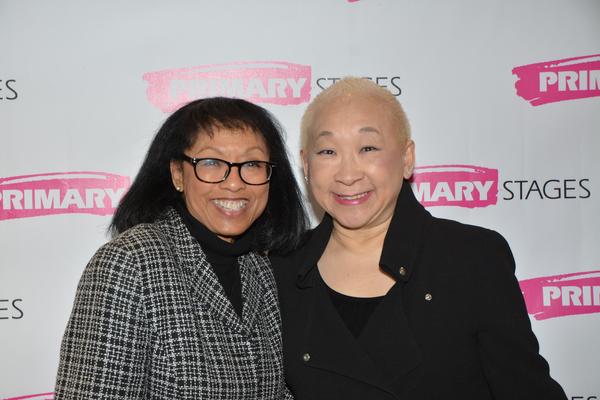 Baayork Lee and Lori Tan Chinn