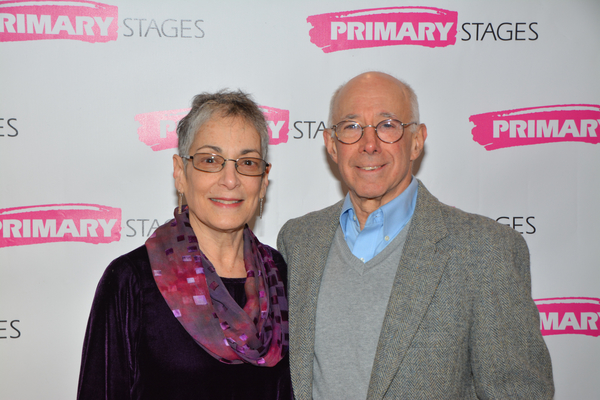 Ellen Einhorn Zerkin and Allen Zerkin