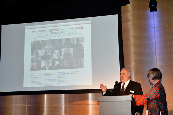 Photo Coverage: Primary Stages' ORAL HISTORY PROJECT Makes it's Debut
