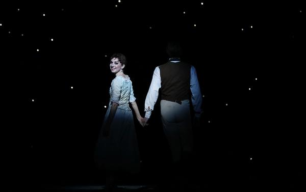 Melody Mennite and Ian Casady Photo