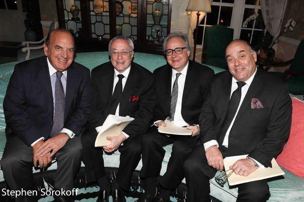 Martin Silvestri, Kenny Ascher, Dick Sarpola, Jim Saporito
