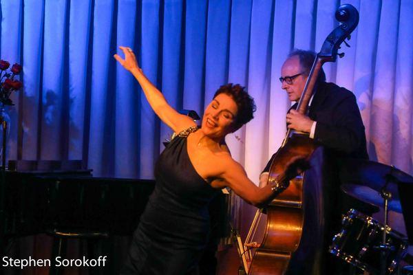 Christine Andreas & Dick Sarpola Photo