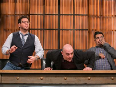 Food Network to Premiere All-New CHOPPED: STAR POWER TOURNAMENT, 3/28