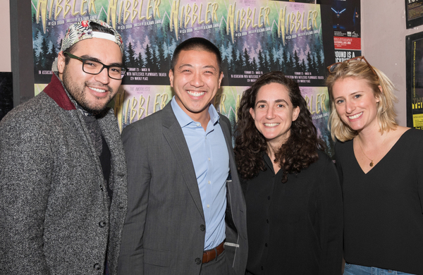 Victor Cervantes, Jeff Thankittikasem, Daniella Topol, Annie Middleton Photo