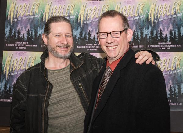 Alfred Schatz, Jason Aylesworth Photo
