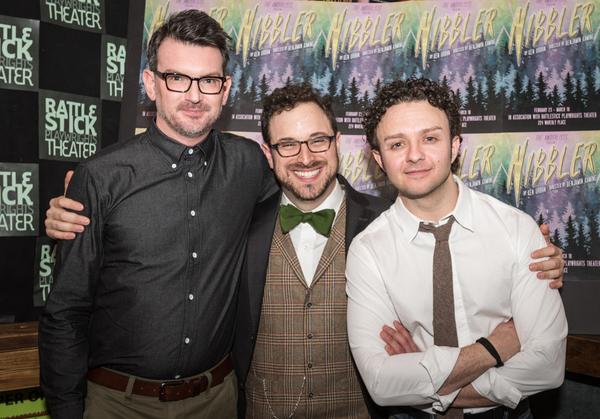 Photo Flash: Ken Urban's NIBBLER Celebrates Opening Night Off-Broadway