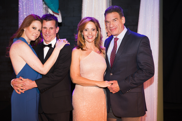 Michelle Bernard, Andy Lauer, Kylie Delre and Paul Parducci Photo
