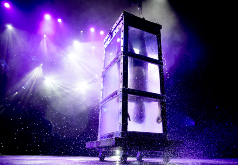 BWW Review: THE ILLUSIONISTS at Music Hall At Fair Park