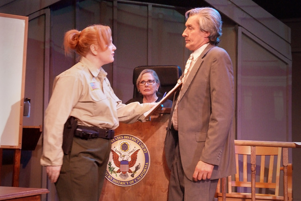 Photo Flash: Modern Take on Scientific Status Quo Twists Moral Questions in DISINHERIT THE WIND