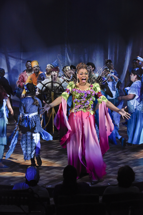 Photo Flash: Public Works Dallas Presents Groundbreaking Production of THE TEMPEST