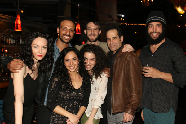 Katrina Lenk, Ari''el Stachel, Sharone Sayegh, Mouna R''miki, Philip Mayer, Tony Shalhoub, and Jamie Mohamdein