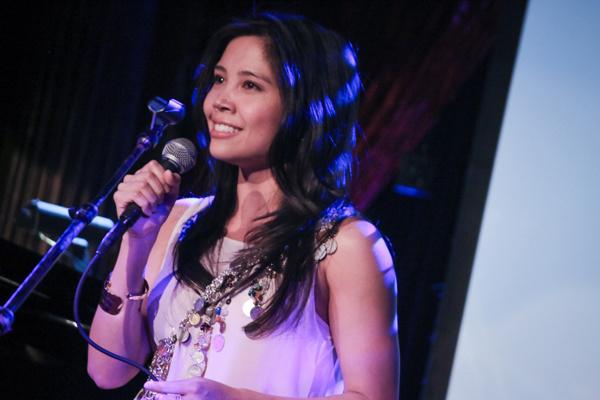Photo Flash: Katrina Lenk, Lilli Cooper, Jennifer Sanchez and More Sing for Artists For World Peace