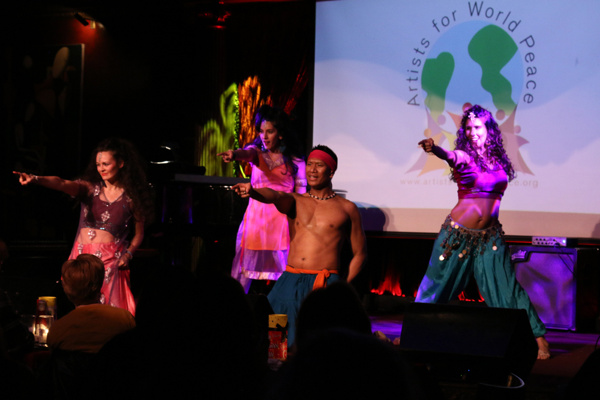 Katie Homer, Albert Guerzon, Monica Kapoor, and Deanna Aguinaga  Photo
