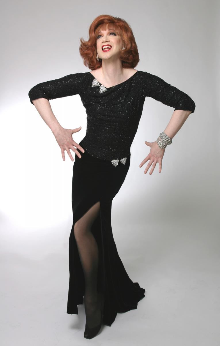 BWW Interview: OC's Segerstrom Center Welcomes Charles Busch in THE LADY AT THE MIC