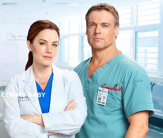 Television to Premiere Season 5 of Original Series SAVING HOPE, Today