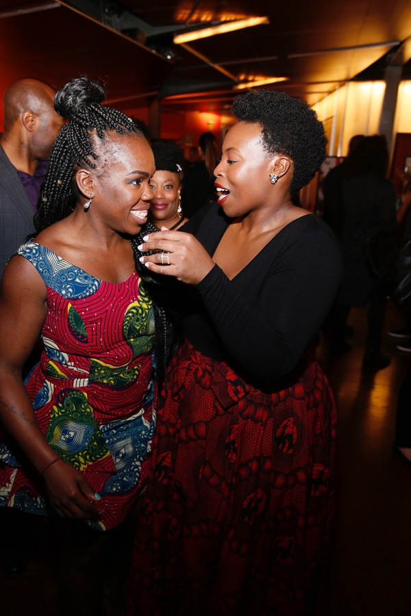 Ngozi Anyanwu and Omoze Idehenr