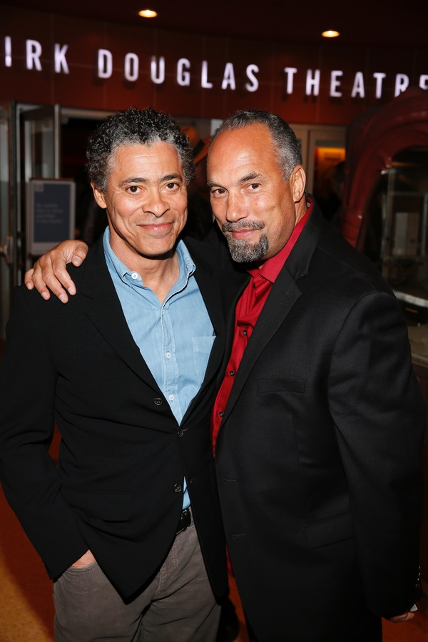 Dominic Hoffman and Roger Guenveur Smith