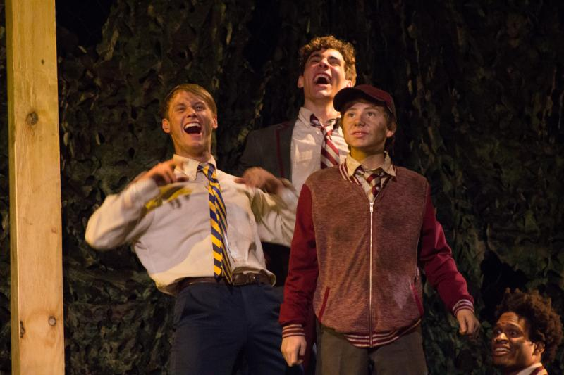 BWW Review: LORD OF THE FLIES at Playhouse On The Square