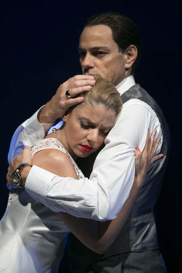 Photo Coverage: Requiem EVITA - Final Curtain for Habima's Production