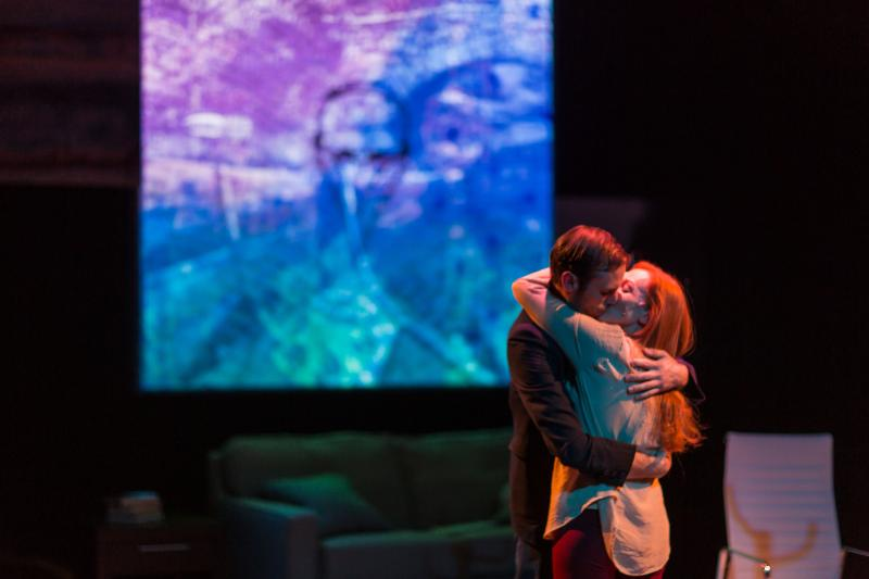 BWW Review: The Studio Theatre's LAST FIVE YEARS Brings the Emotion