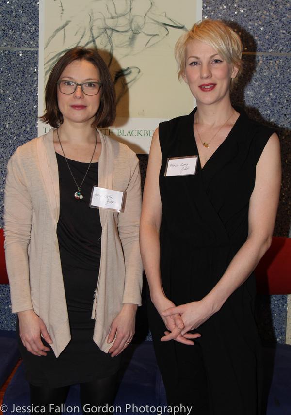 Jenny Worton and Maria Aberg
