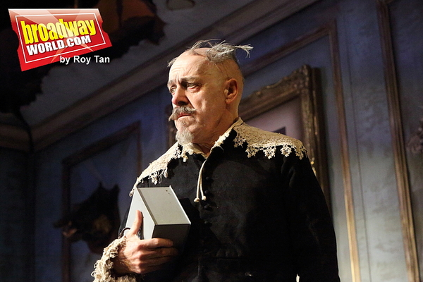 Photo Flash: London's Garrick Theatre presents THE MISER: