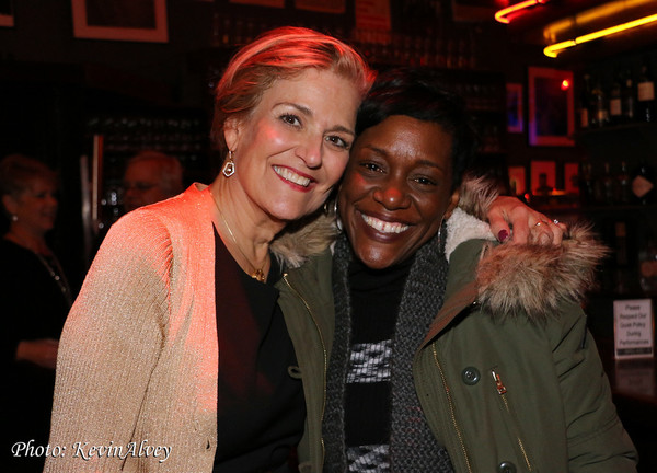 Karen Mason, Tanya Moberly Photo